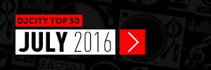 DJcity Top 50