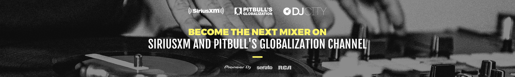 Become the Next Mixer on Pitbull's Globalization Contest
