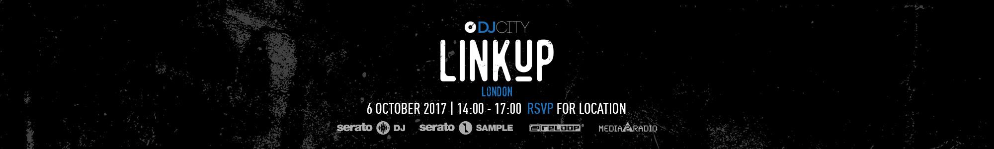 DJcity UK DJ Linkup 2017