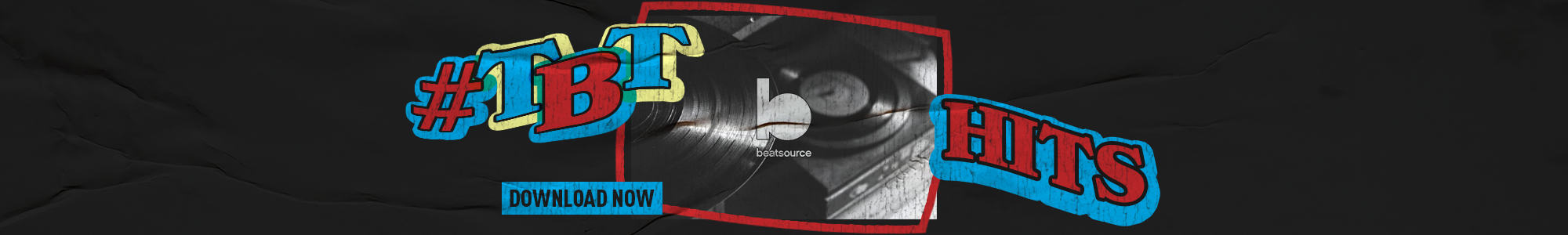 Beatsource's TBT Hits for Jan. 16